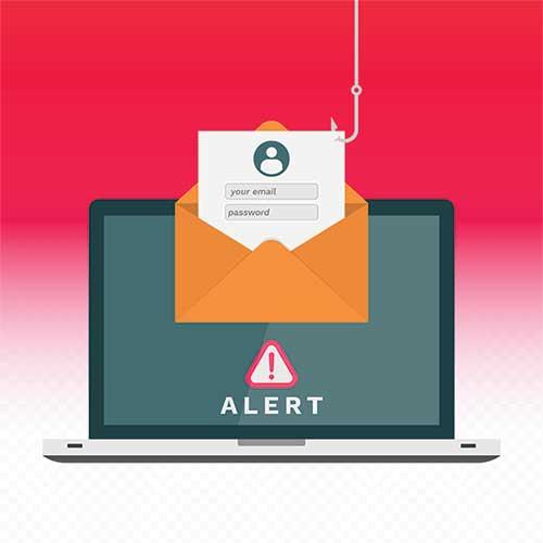 phishing awareness email