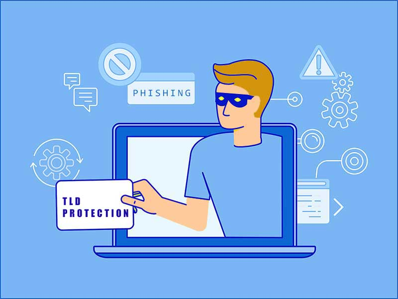 Phishing Attacks Depend Heavily on New Top Level Domains