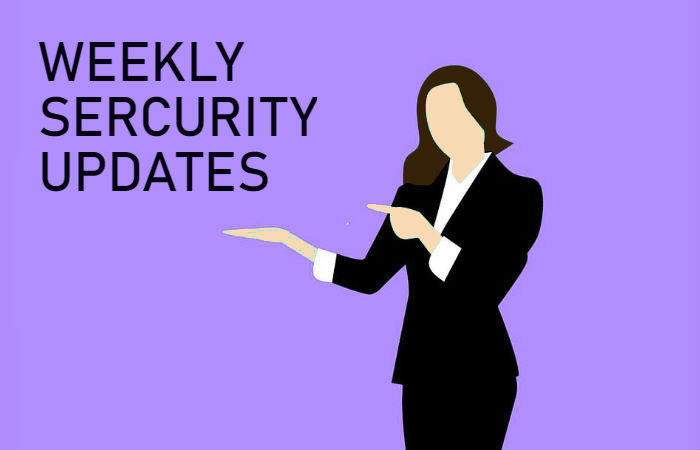 Cybersecurity Updates For The Week 6 of 2020