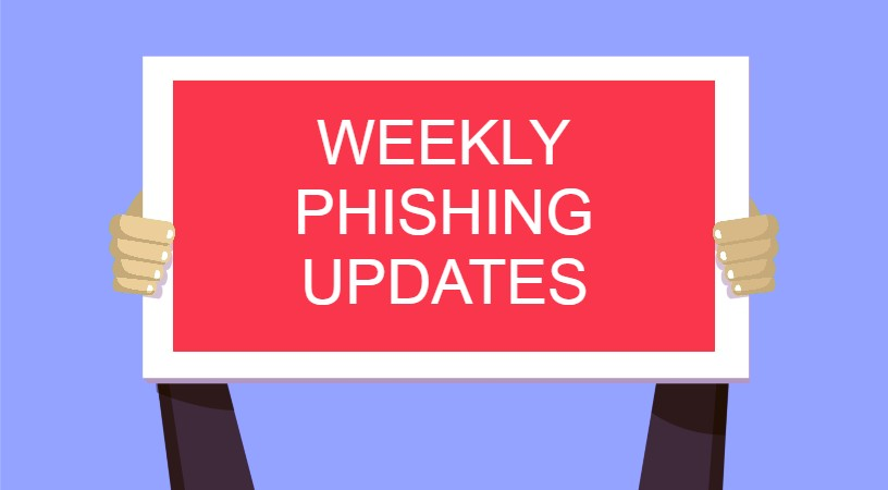 Cybersecurity Updates For The Week 34 of 2020